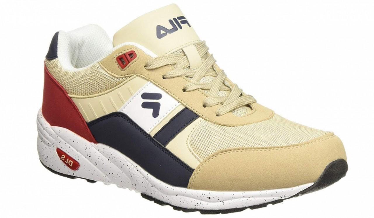 Captooe The fila sneakers men's